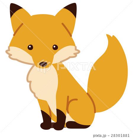 狐 イラスト