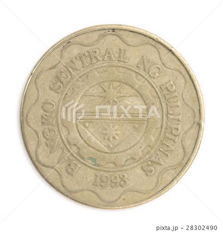 フィリピンの貨幣 5ペソ硬貨 28302490