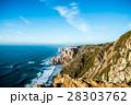 ロカ岬 快晴 岬の写真 28303762