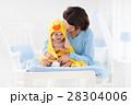 ベビー 赤ちゃん 赤ん坊の写真 28304006