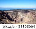 三原山 活火山 火孔の写真 28306004