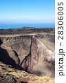 三原山 活火山 火孔の写真 28306005