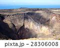 三原山 活火山 火孔の写真 28306008