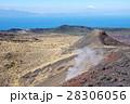 三原山 山 火山の写真 28306056