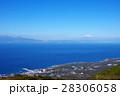 伊豆大島 富士山 大島の写真 28306058