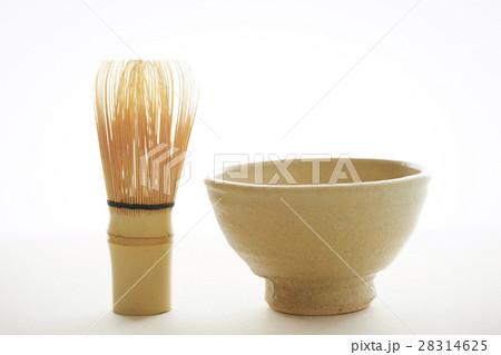 茶筅と茶碗の写真素材 [28314625] - PIXTA