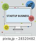 ビジネス 職業 プランニングのイラスト 28320482