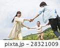 人物 3人 家族の写真 28321009