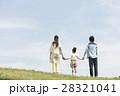人物 3人 家族の写真 28321041