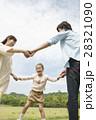 人物 3人 家族の写真 28321090