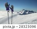 リゾート ウィンター 冬の写真 28323096