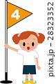 運動会 順位 子供のイラスト 28323352