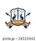 狩り 狩 ハントのイラスト 28323442