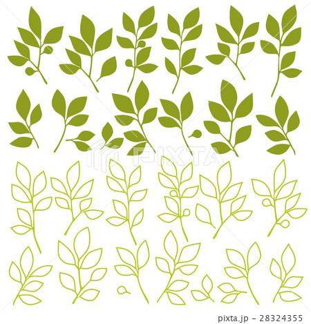 植物のイラストのイラスト素材 28324355 Pixta