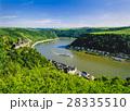 猫城 ドイツ ライン川の写真 28335510