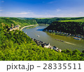 猫城 ドイツ ライン川の写真 28335511