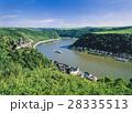 猫城 ドイツ ライン川の写真 28335513