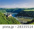 猫城 ドイツ ライン川の写真 28335514