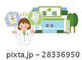 薬局と薬剤師さん 28336950