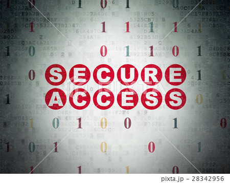 Privacy concept: Secure Access on Digital Data 28342956