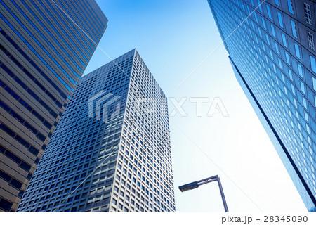 東京、ビジネス、新宿 28345090