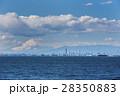 富士山と横浜景観 28350883