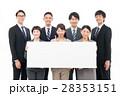 ホワイトボード 若い ビジネスの写真 28353151
