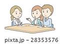 ベクター 人物 医者のイラスト 28353576