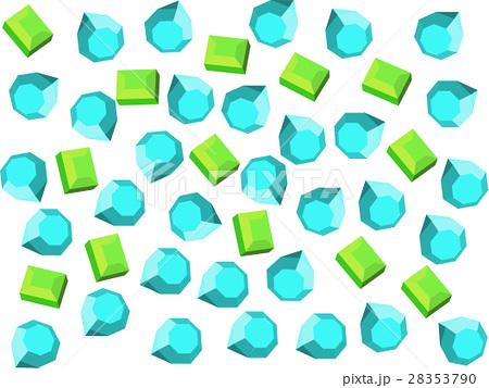 宝石ばらばら 28353790