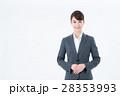 ビジネスウーマン 会社員 OLの写真 28353993