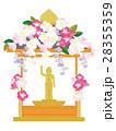 花祭り イラスト 28355359
