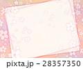 サクラ テクスチャー 背景素材 28357350