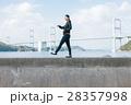 1人 女性 しまなみ海道の写真 28357998