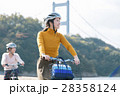 人物 女性 サイクリングの写真 28358124