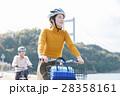人物 女性 サイクリングの写真 28358161