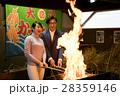 四国を観光するカップル 28359146