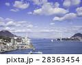 関門海峡 関門橋 海の写真 28363454