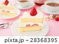 ショートケーキ イチゴショートケーキ 苺 ケーキ 洋菓子 28368395