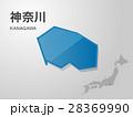神奈川県の地図 28369990