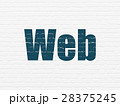 バックグラウンド Web かべのイラスト 28375245