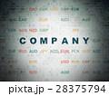 コンセプト 財務 デジタルのイラスト 28375794
