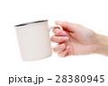 コーヒーカップ カップ マグカップの写真 28380945