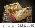 おもち  Japanese food rice cake 28381145