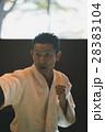 空手 男性 武術の写真 28383104