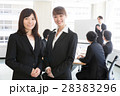 笑顔 会議 ミーティングの写真 28383296