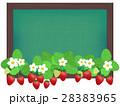 苺 ベクター 花のイラスト 28383965