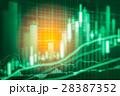データ データー 金融の写真 28387352