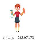 女の子 女児 女子のイラスト 28397173
