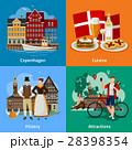 デンマーク 概念 ベクトルのイラスト 28398354