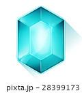 宝石 貴石 水晶のイラスト 28399173